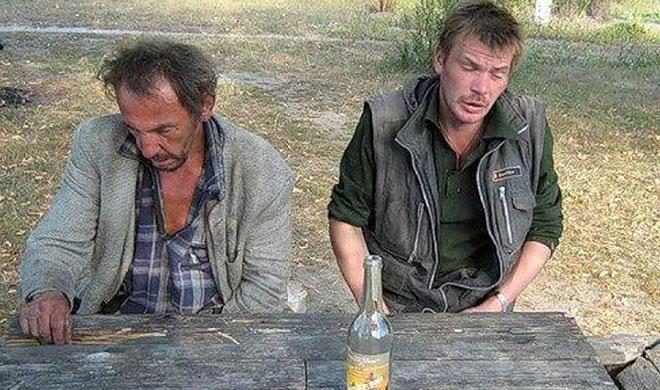 друзья алкоголики картинки версия