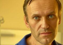 Навального выписали из немецкой клиники