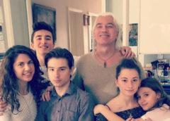 Младший сын Хворостовского вырос и в уже претендует стать таким же красавчиком, как и его знаменитый отец